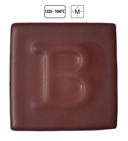 9490 - Brun mat