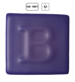 9491 - Bleu mat