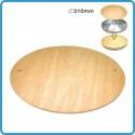 RON01 - Rondeau bois Ø 310 mm
