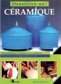Céramique - 2 livres en 1