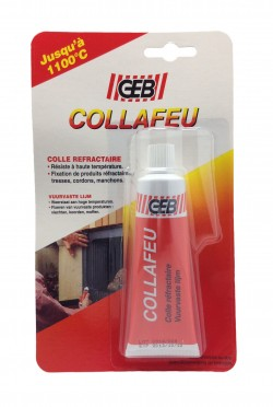 Collafeu (Temp. 1100 °C) - Tube 50ml