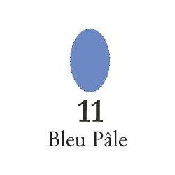 Bleu pâle N° 11