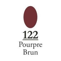 Pourpre brun N° 122