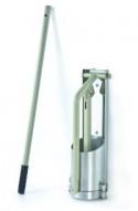 COL02 - Colombineuse en acier galvanisé avec 12 calibres de sorties
