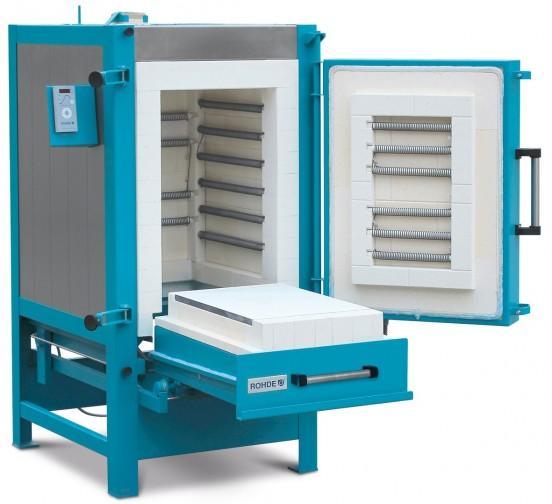 ELS480S - 1320°C - 480 litres