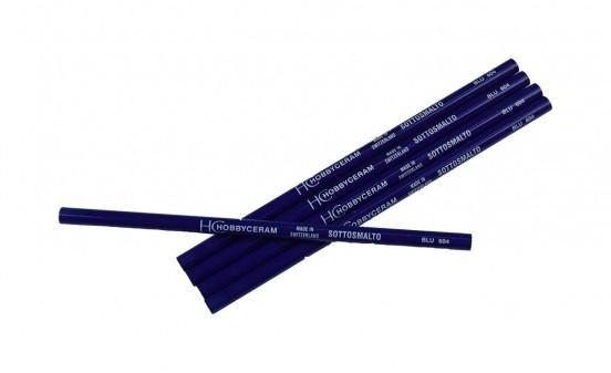 CRA604 : Crayon oxyde bleu