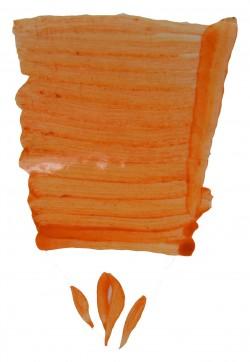 Orange luisant