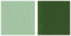 Colorant vert chrome