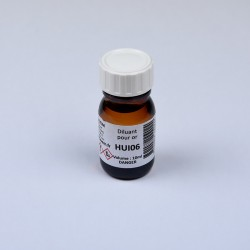 Diluant pour or - 10 ml