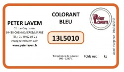 13L5010 - Colorant bleu