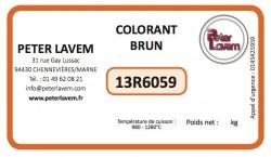 Colorant brun