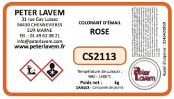 Colorant rose