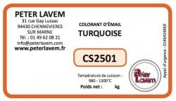 CS2501 - Colorant turquoise