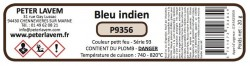 Bleu indien