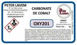 OXY201 - Carbonate de cobalt