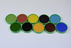 Palette oxyde