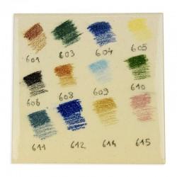 CRA605 - Crayon oxyde jaune