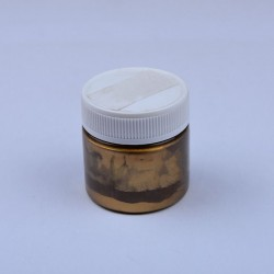 DOR11 - Dorure liquide teinte or