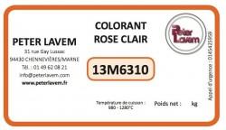 13M6310 - Colorant rose clair