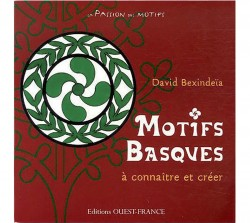 LIV224 - Passion des motifs, basques - David Bexinde'a