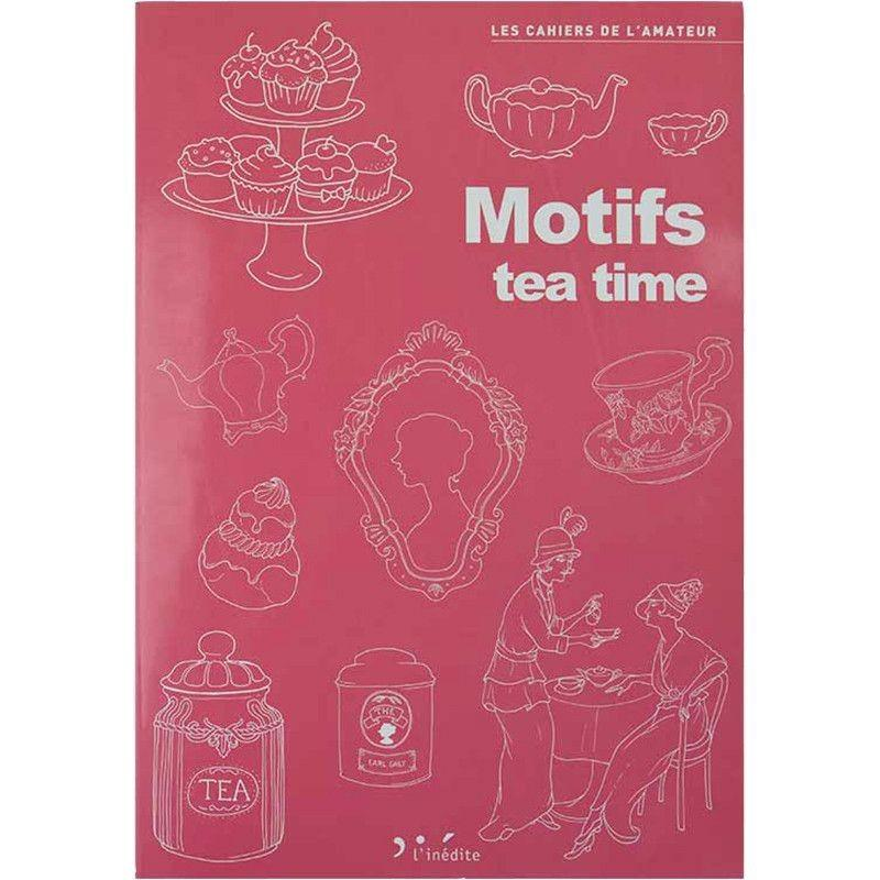 LIV287 - Motifs tea time - Camille Romanetto