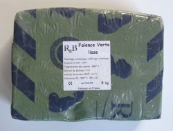 FA170 - Faïence verte