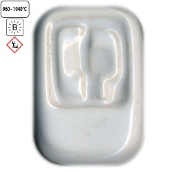 89884 - Blanc à l'étain