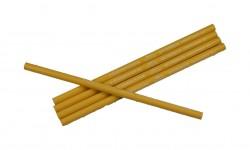 CRA614 : Crayon oxyde orange feuille
