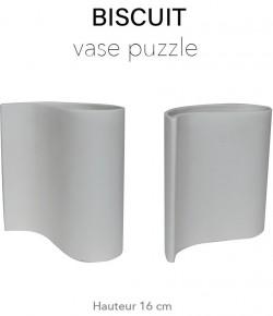 Biscuit - Vase Puzzle 16 cm