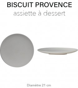 Biscuit Provence - Assiette...