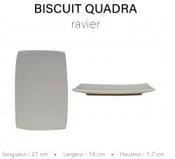 Biscuit Quadra - Ravier 21...